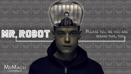 Mr. Robot by MartinMrmach