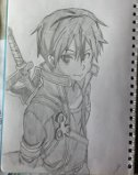 The better version of Kirito by Drawmaster001
