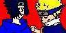 sasunaru avatars by skywolfangel