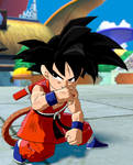 The Hero! Son Goku!!