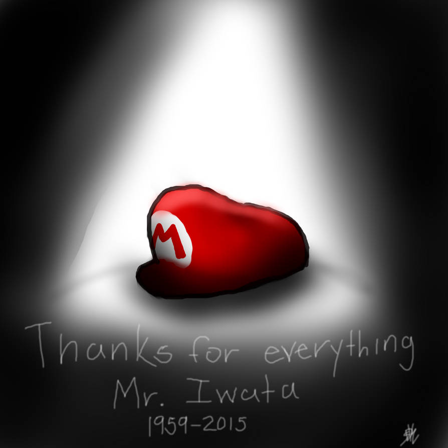Thanks For Everything Mr. Iwata