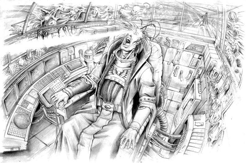 [GALERIE] Artworks - Page 6 Navigator