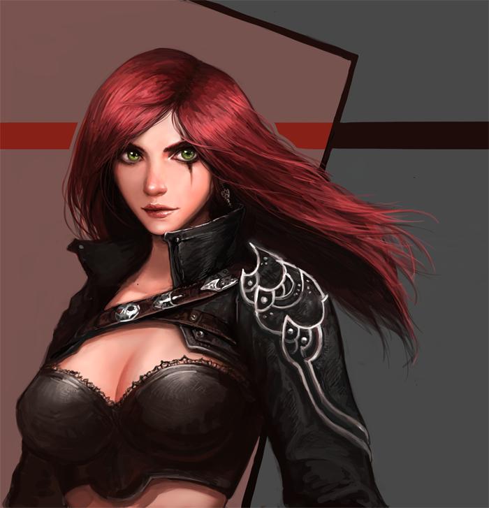 katarina by yy6242