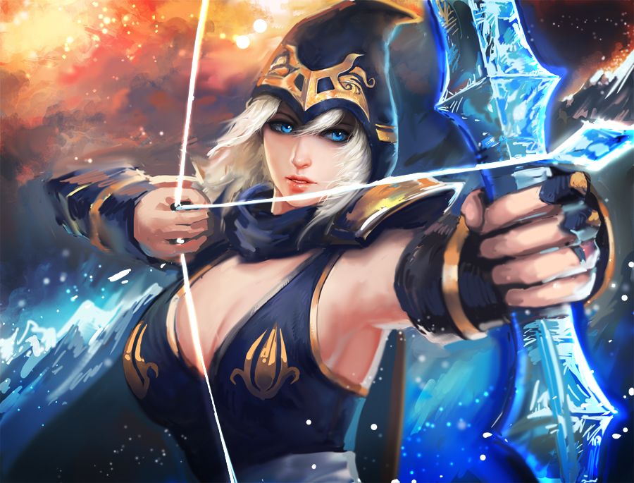 ashe by yy6242