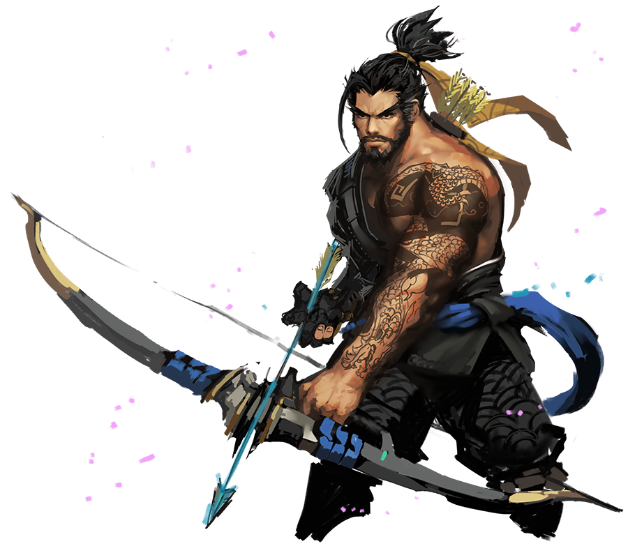 Hanzo Wallpaper: Hanzo By Yy6242 On DeviantArt