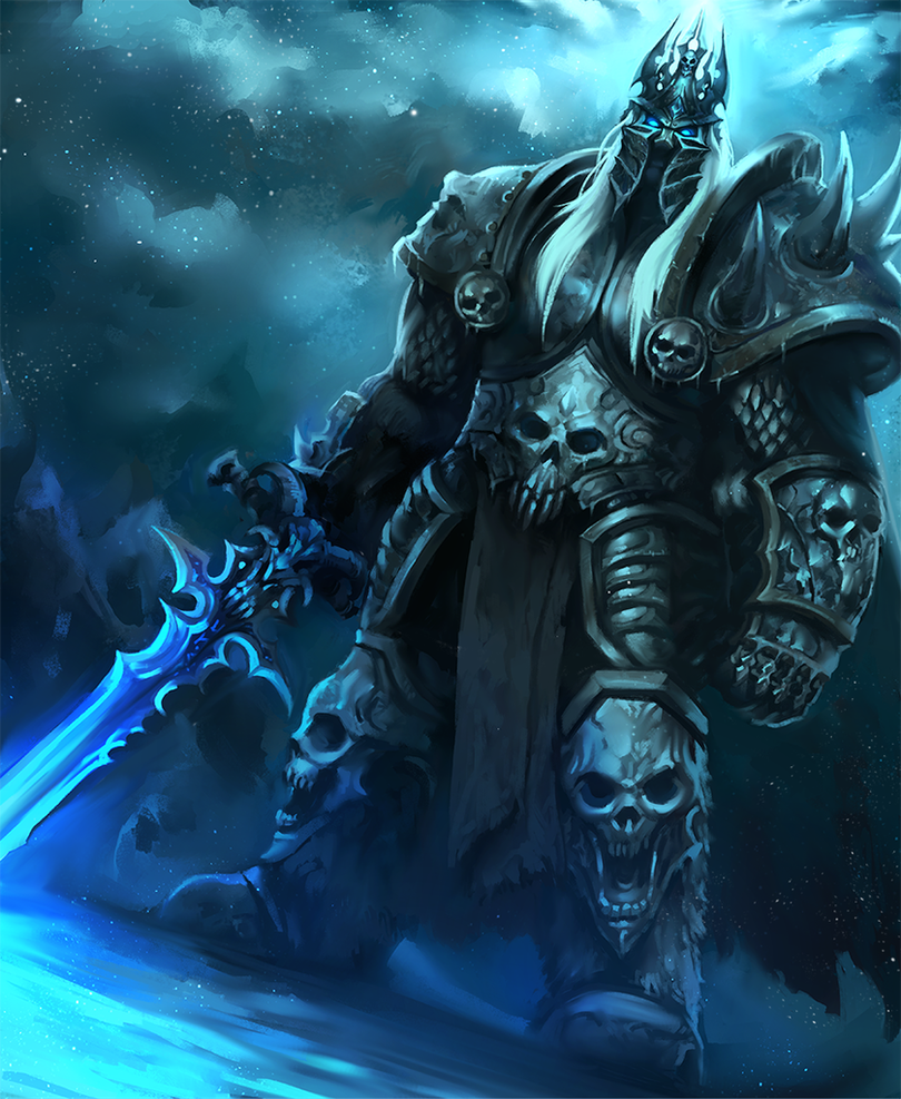 Lich king by yy6242