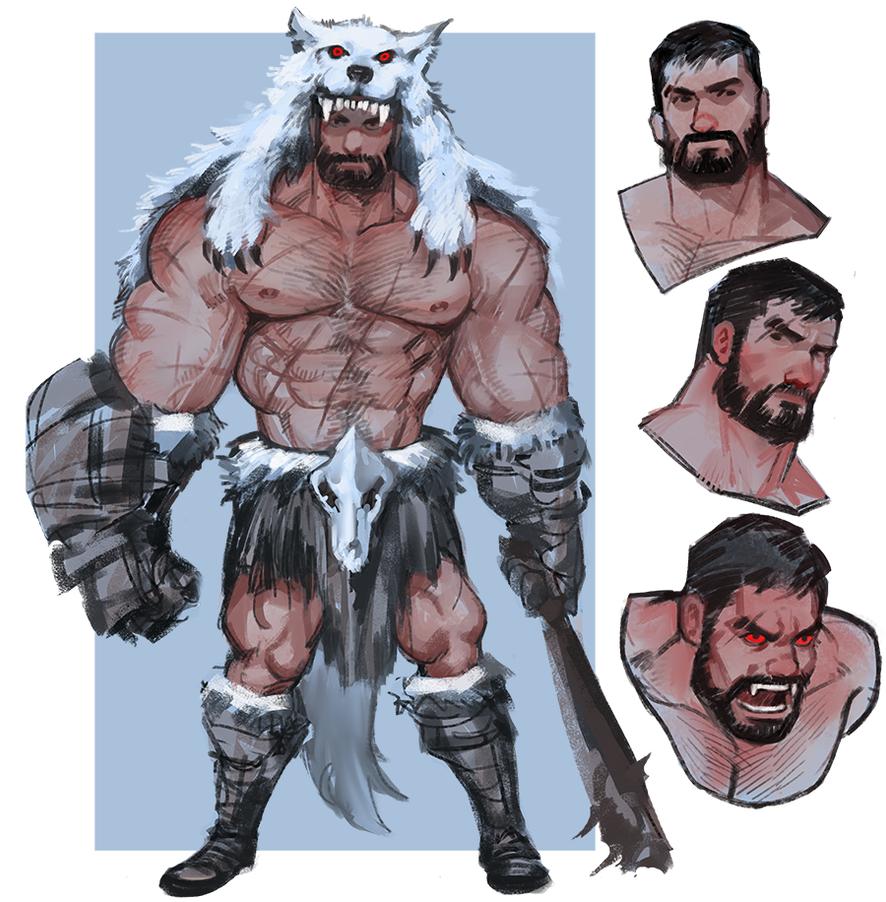 barbarian by yy6242