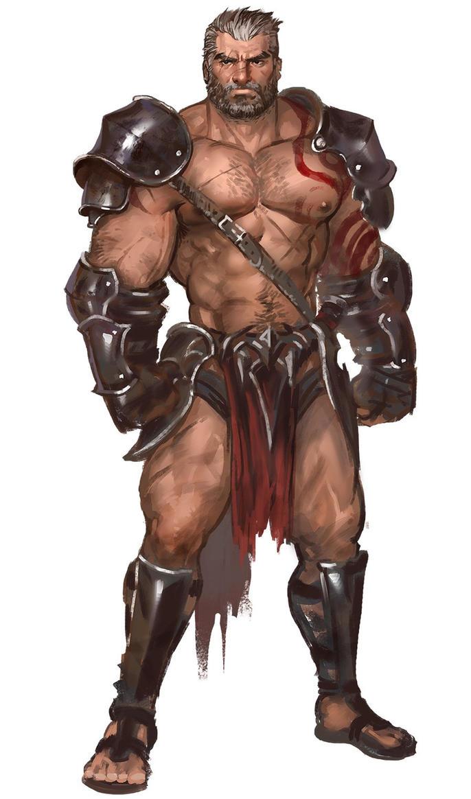 the gay barbarian