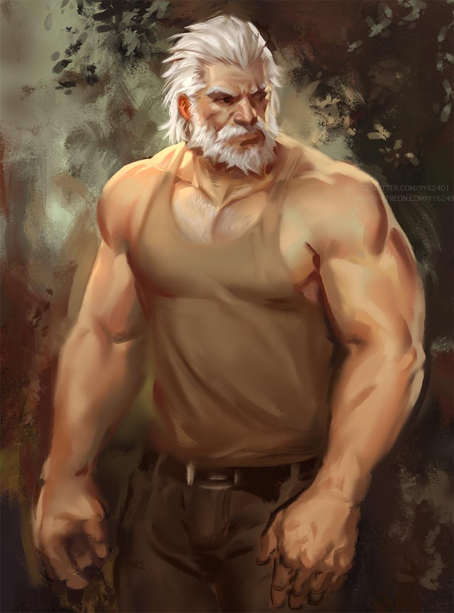 Reinhardt by yy6242
