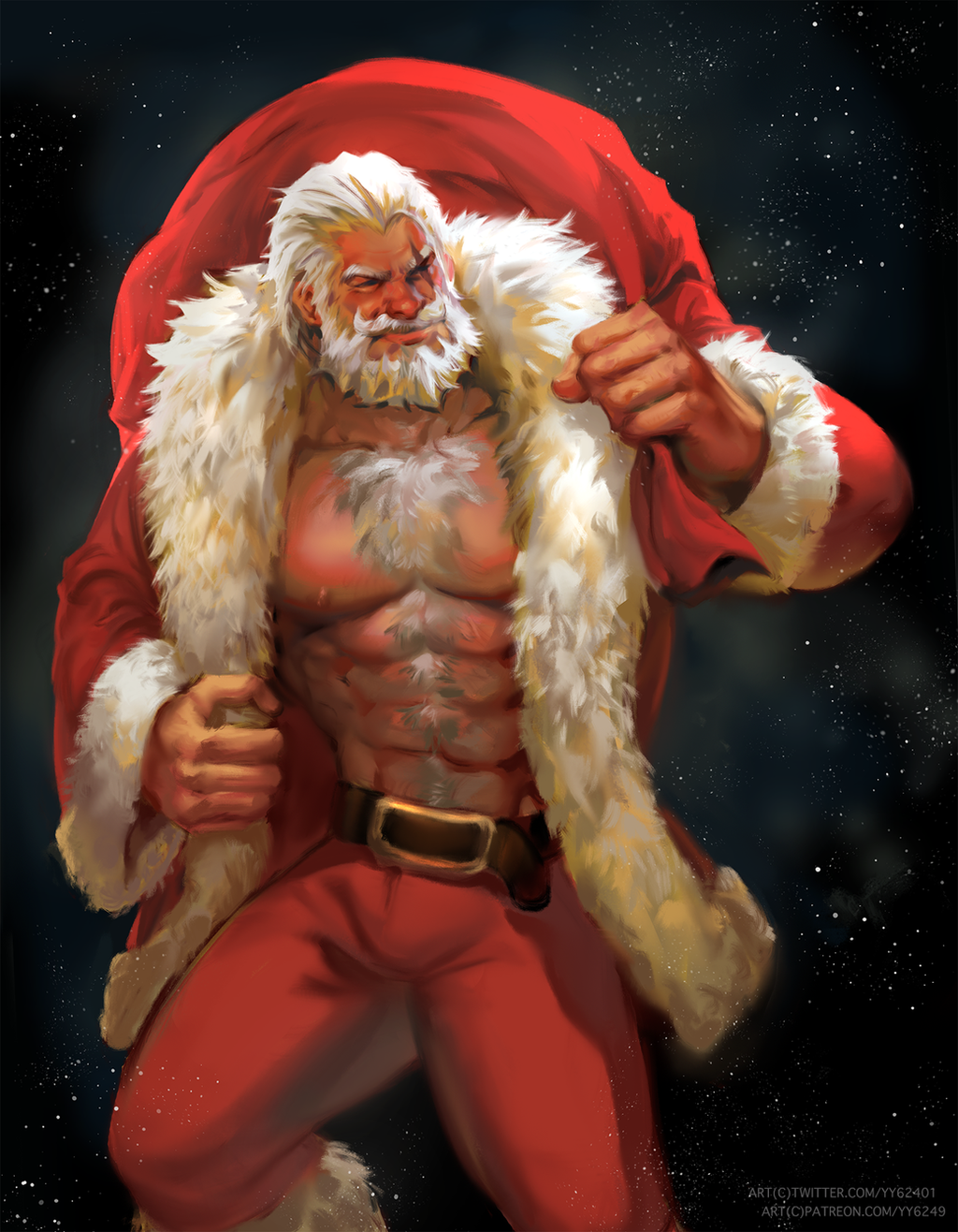 Santa Reinhardt by yy6242