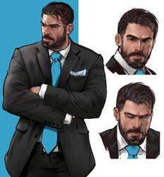 Suit guy 1.