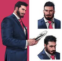 Suit guy 2.