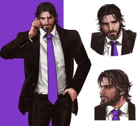Suit guy 3.