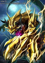 Thunder Killer by Inosuke-0101