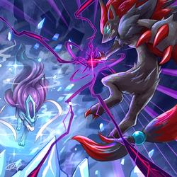 battle2 by Inosuke-0101