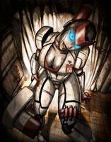 Nurse Ratchet: Cosmic Rust by SHADOBOXXER