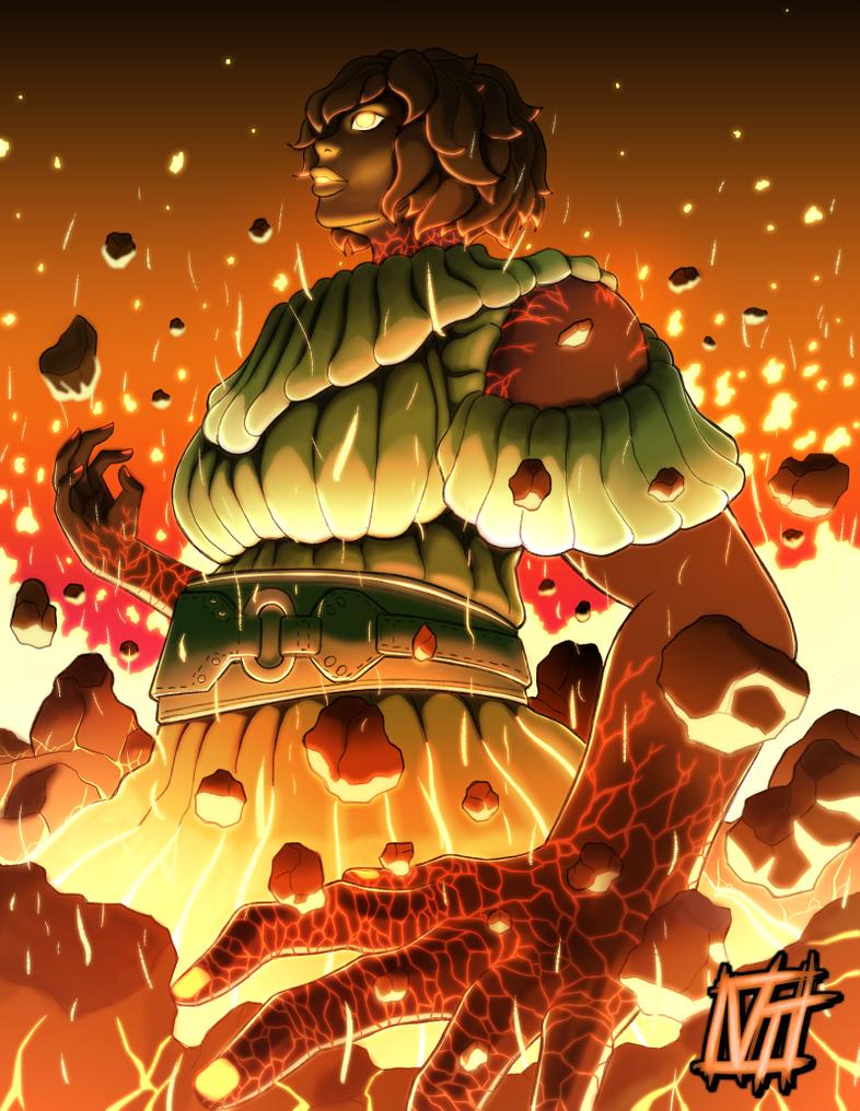 Terra Cotta Rises by SHADOBOXXER