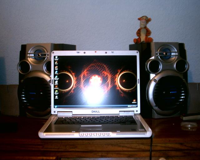 Desktop by ibon16