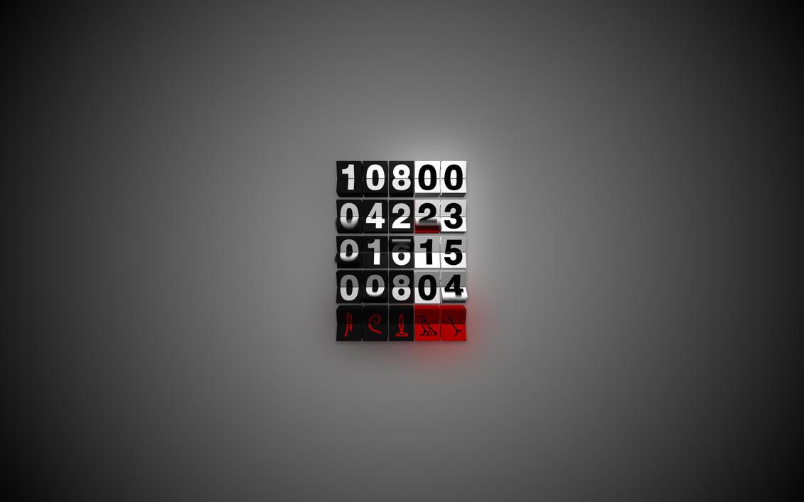 LOST Flip Clocks by fernando-moran
