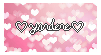 Yandere Stamp by MagicalMammies