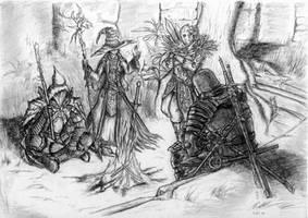 Bonfire of Souls by Mar-Cynwer