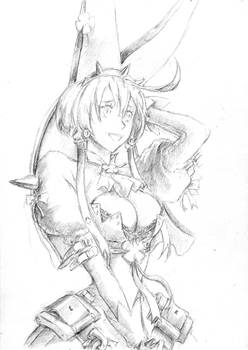 Guilty Gear - Elphelt Valentine
