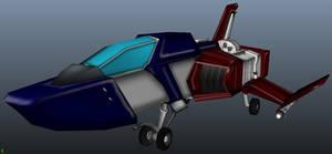 Corefighter Con Texture by Vinzarts