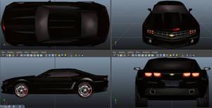 Camaro 4 Viste by Vinzarts