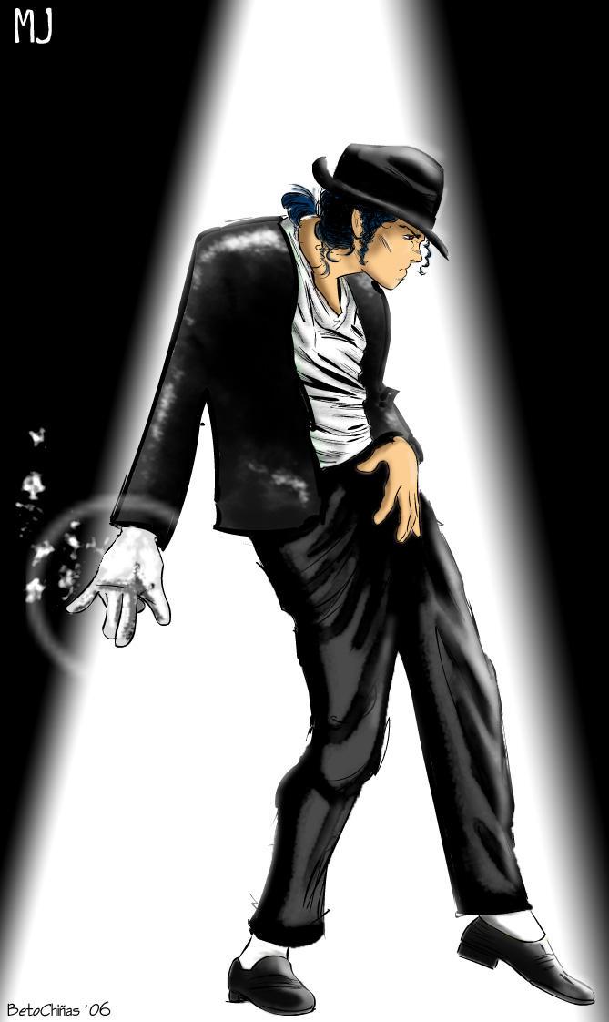 michael jackson... by maestro-efectivo