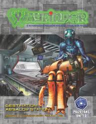 Wayfinder 19 Cover by Timitius