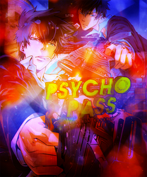 LP Psycho Pass by UchihaBurn