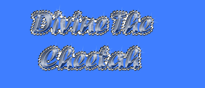 Anime Beads Text by Divine-The-Cheetah