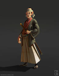 Old Samurai!