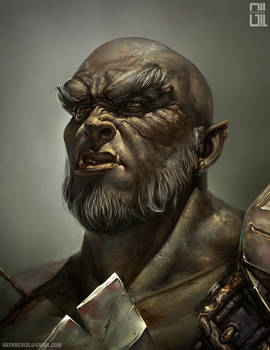 The Last Orc