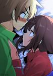 kazuma x Megumin