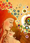 Mother And Child by GabriellaDAmbrosio