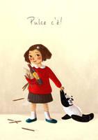 Pulce by GabriellaDAmbrosio