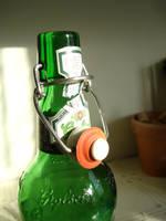 Grolsch bottle by pexa