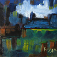 abstract landscape no. 1 by pexa