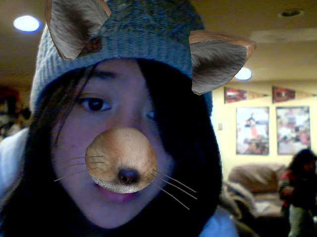 Webcam Effects by PinayFlavored