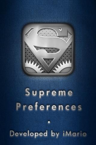 iPhone app splash screen by 3rror404