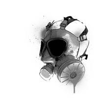 Gasmask by 3rror404