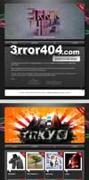 3rror404.com - portfolio