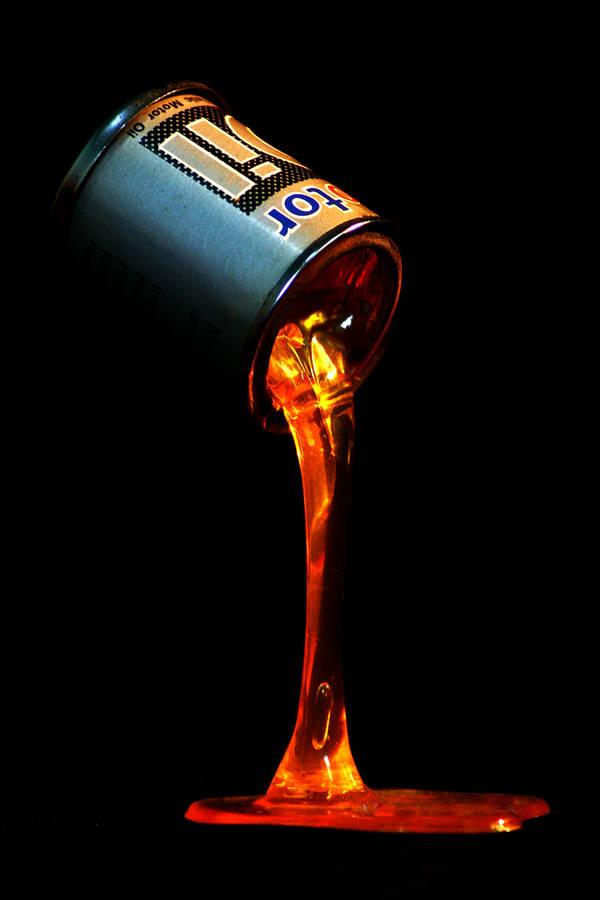 Oil Spill by antonij