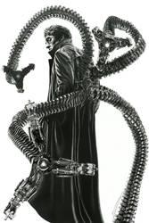 Doc. Octavius by glennuwine