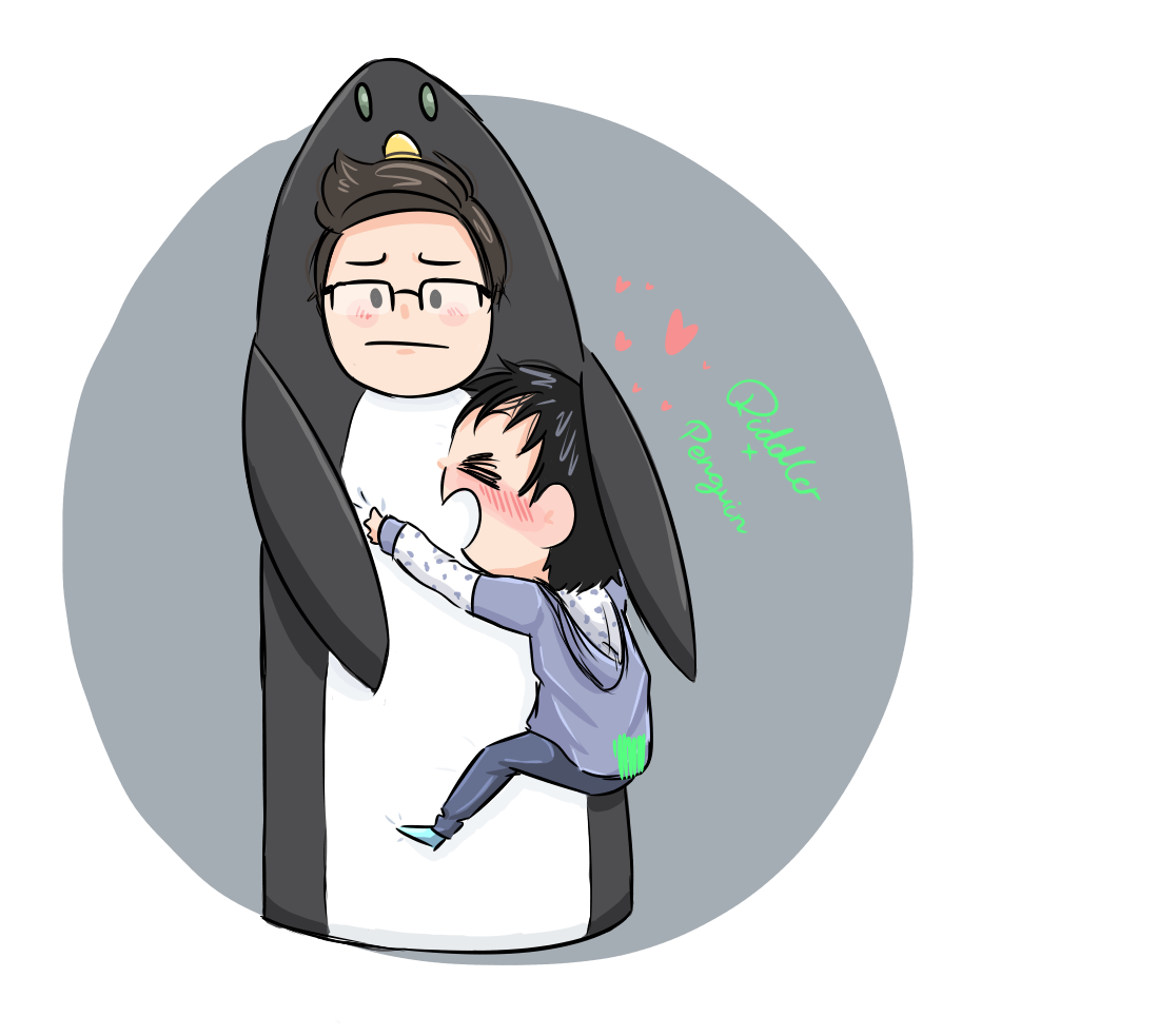 riddler and penguin relationship facts