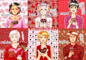 Sandou: Happy Valentine's Day