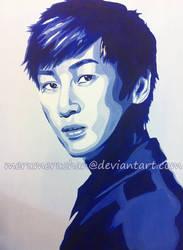 Eunhyuk Painting by merumeruchan