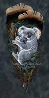 Treetop Serenity by ssantara