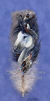 Spirit Pony by ssantara